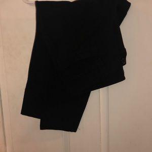 Torrid Black Dress Capri 16